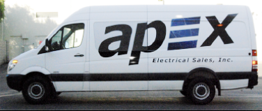 Apex Electrical Sales Delivers