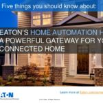 Eaton Wiring Devices Goes Wireless